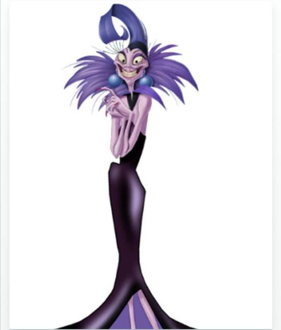 6️⃣Si tuvieras que tener de dama a una villana... - 1