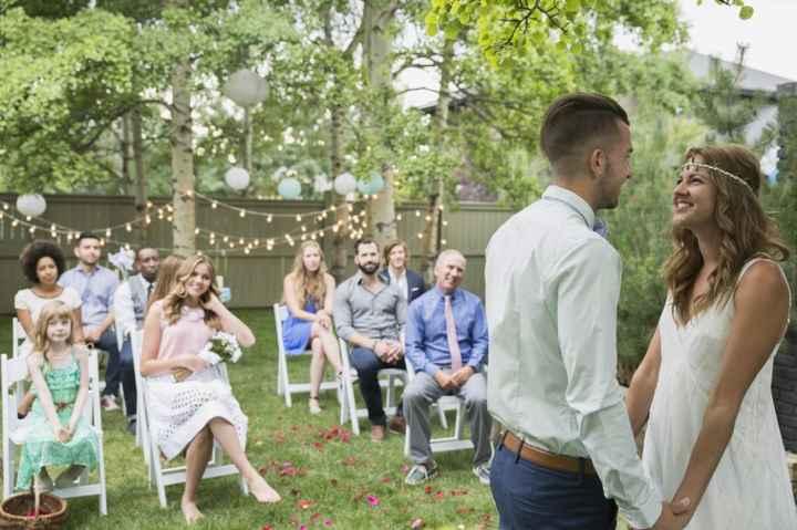 ¿Micro wedding o macro wedding? ❤️ - 1