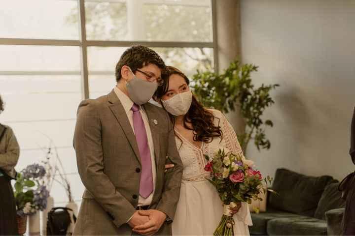 Final feliz: Casados ante la ley 👰❤️🤵 - 2