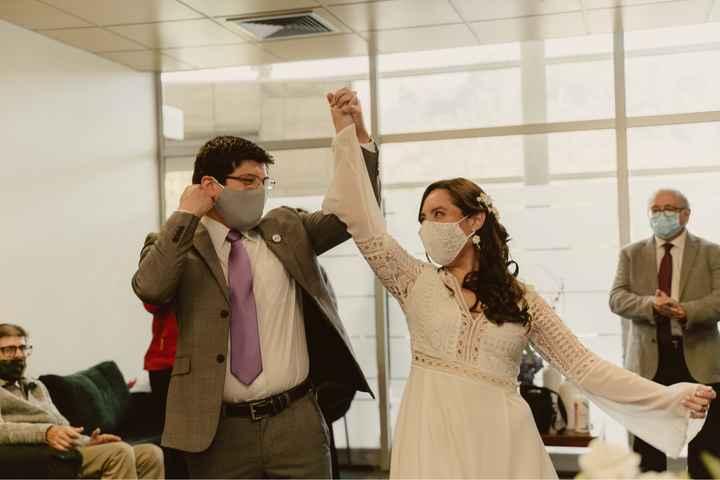 Final feliz: Casados ante la ley 👰❤️🤵 - 4