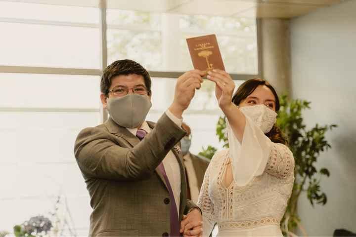 Final feliz: Casados ante la ley 👰❤️🤵 - 5