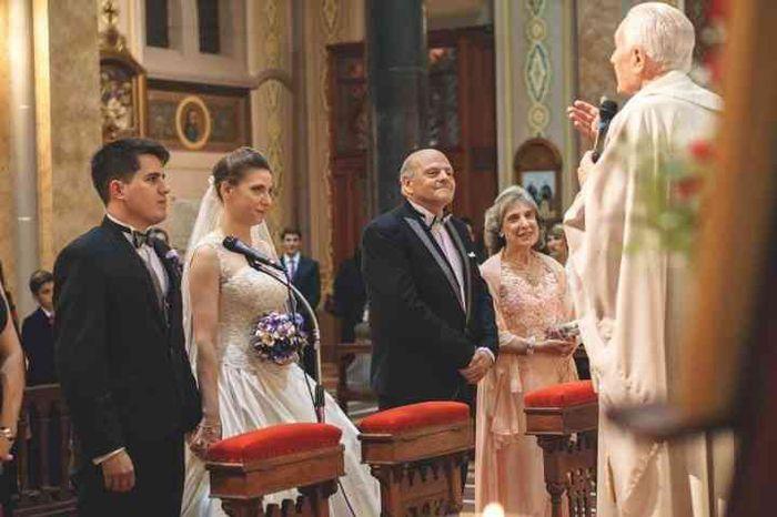 Damas de Honor vs Padrinos de Matrimonio - 1
