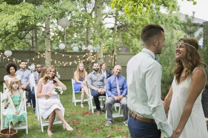 ¿Micro wedding o macro wedding? ❤️ 1