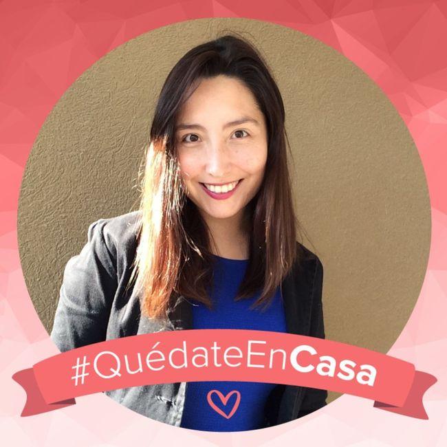 ¡Personaliza tu foto de perfil con nuestros marcos #QuédateEnCasa! ❤ 7