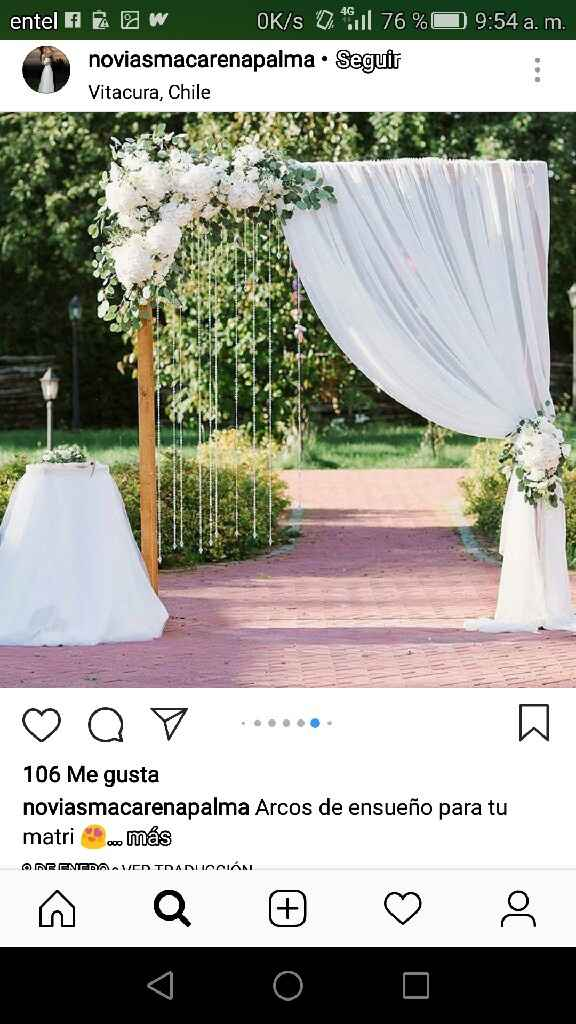 Arco floral ! - 1