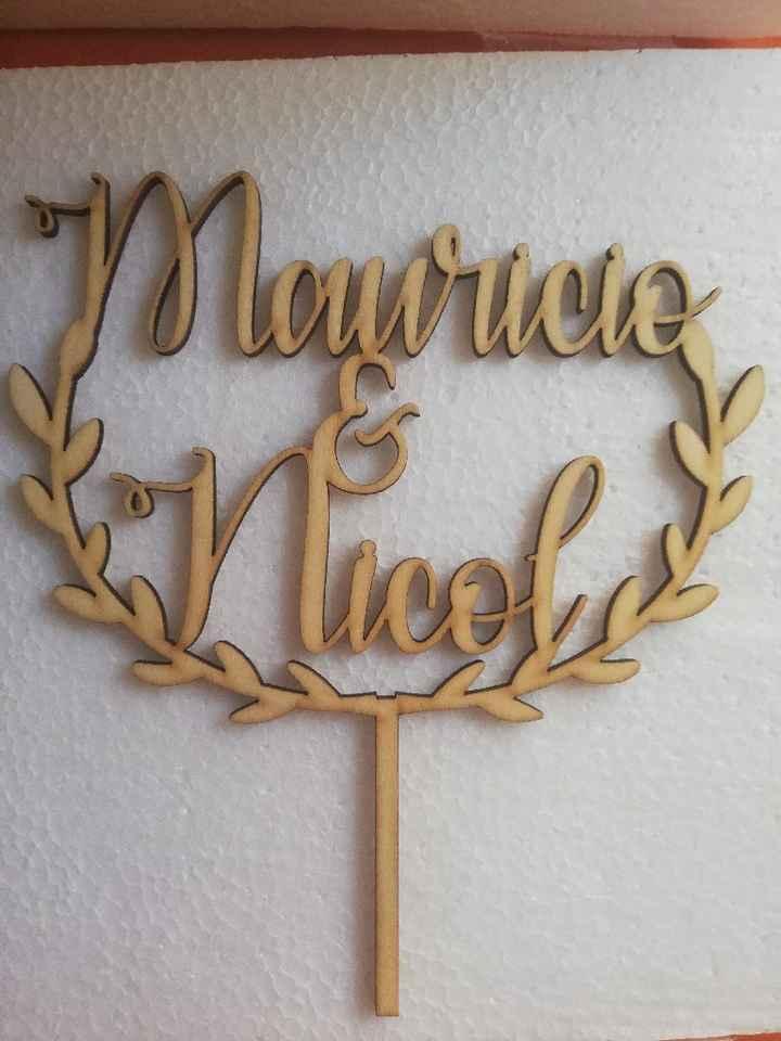 Detalles originales para matrimonio estilo rústico 🍁🌻💕 - 2