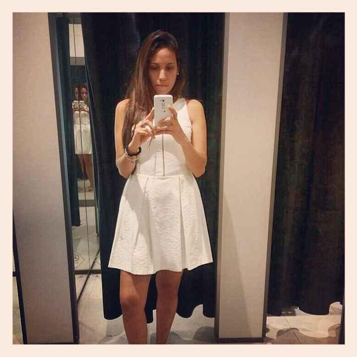 Mi vestido ❤️ - 1