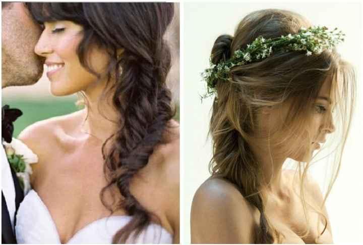 Encontré el peinado de novia! - 1