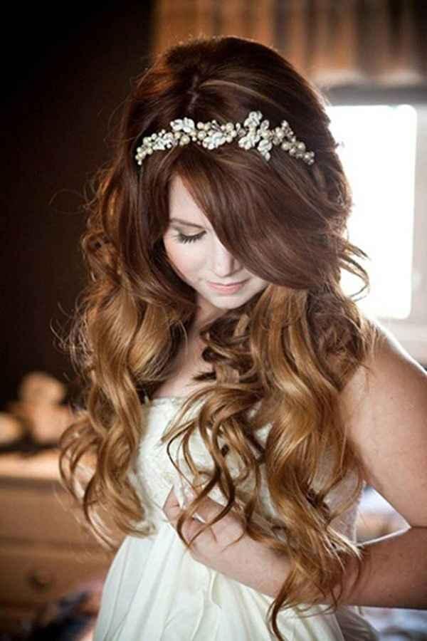 Encontré el peinado de novia! - 2