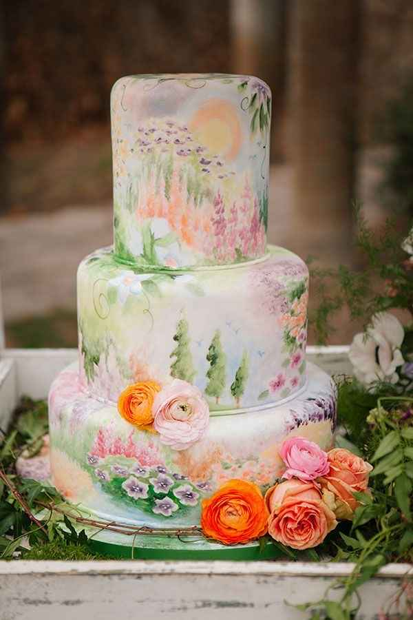 ¿Ya eligieron el diseño para el pastel de los novios? - 4