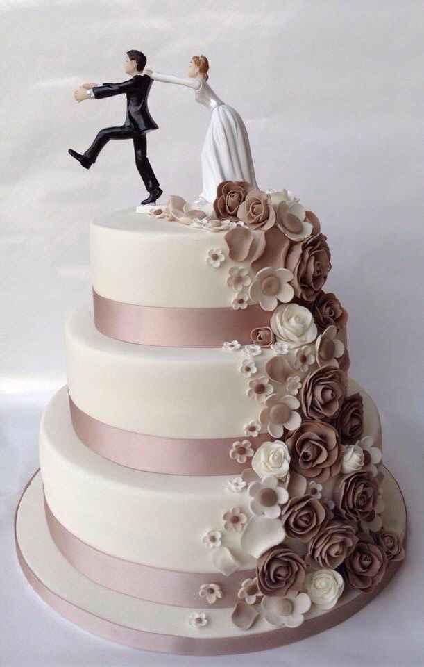 ¿Ya eligieron el diseño para el pastel de los novios? - 6