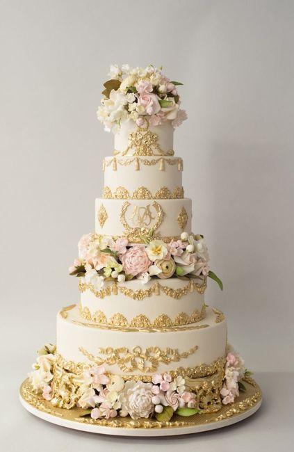¿Ya eligieron el diseño para el pastel de los novios? - 3