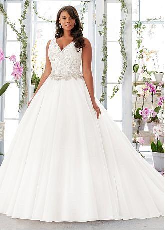 Vestidos novia civil gorditas
