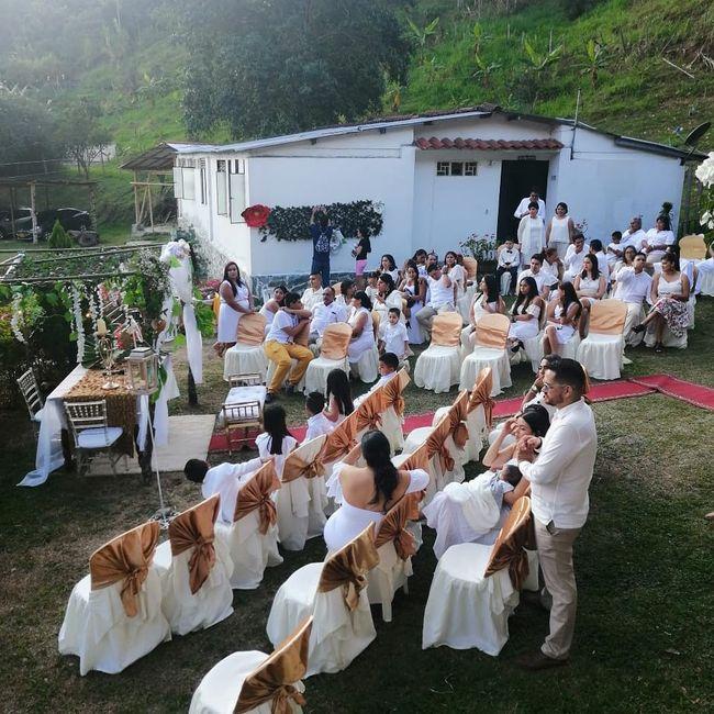 Fiesta blanca 1