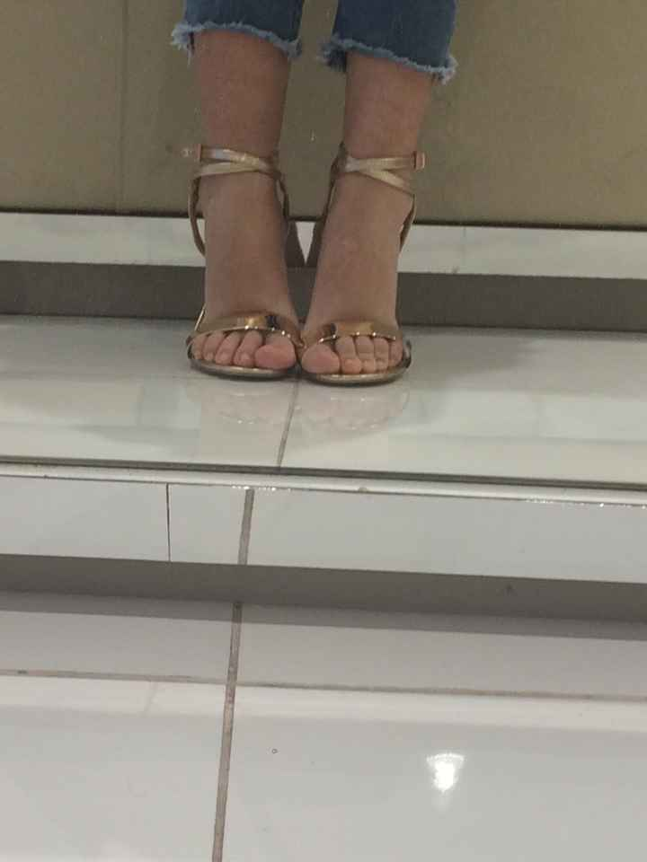 Donde encontré mis zapatos de novia! - 1