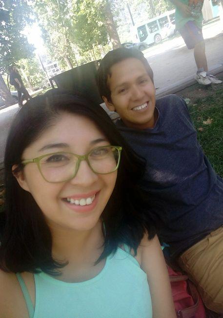 Parque en Santiago