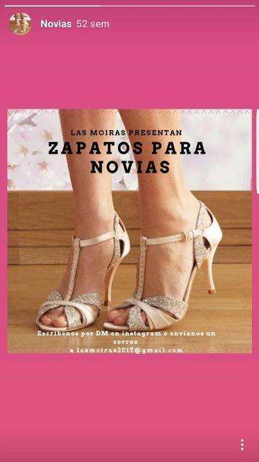 Busco zapatos 1