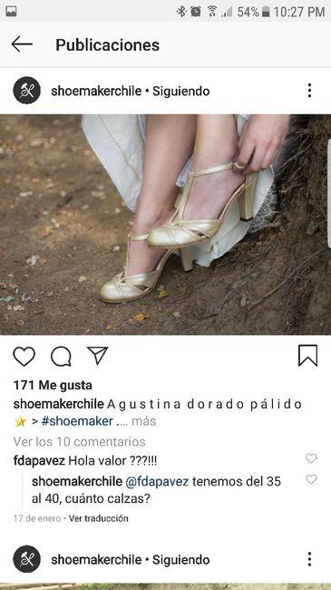 Busco zapatos 2