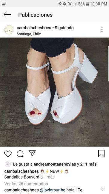 Busco zapatos 4