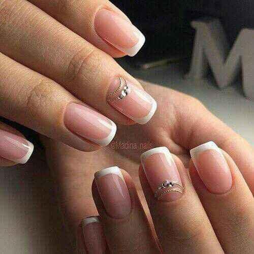 ¿Cuál de estas manicures eliges para el matrimonio? - 1