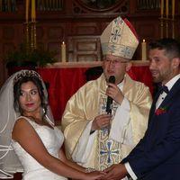 con el obispo