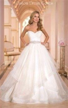 9. Vestido novia primavera 2016