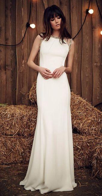 Vestidos de novia para campestre