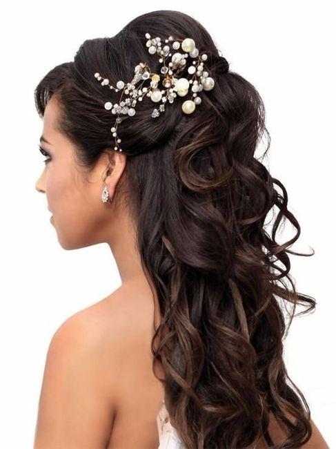 Peinados de la novia