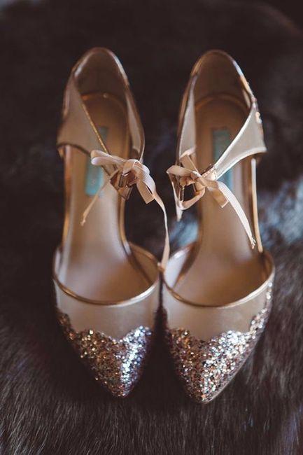 Zapatos novia civil