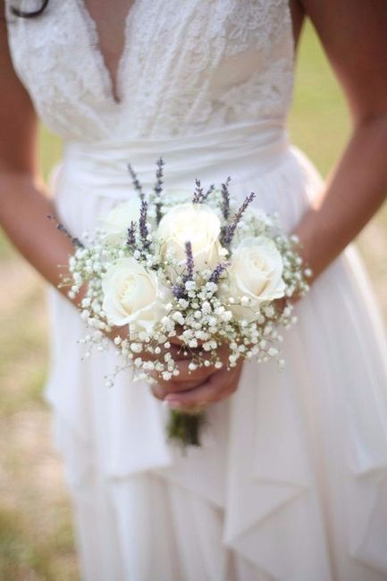 Ramo novia civil