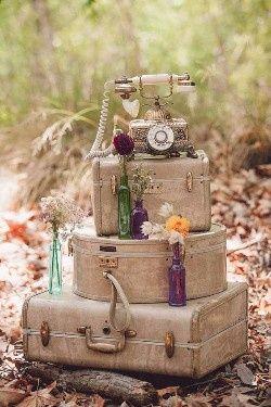 Organizo mi matrimonio vintange