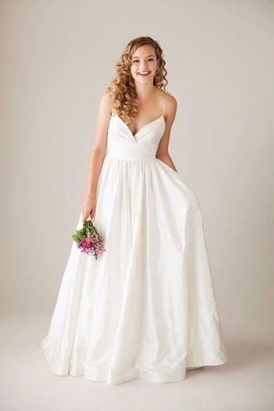 5 vestidos de novia