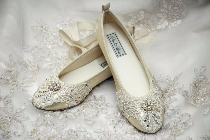 13 pares de zapatos para novias ¡super cómodos!