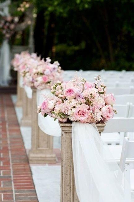 decoración para matrimonio en primavera