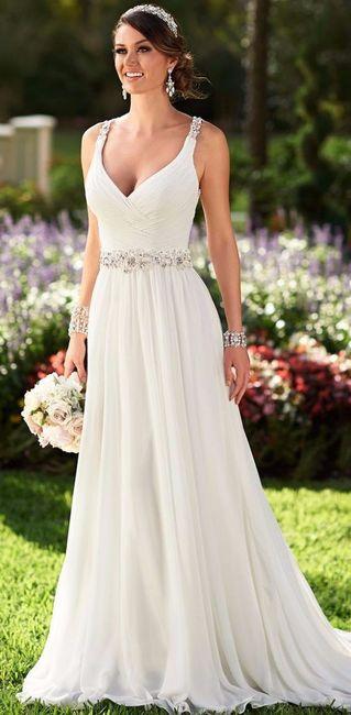 c51744e64755 El vestido según tu fecha de boda