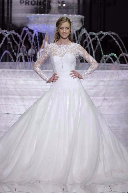 Pronovias 2018: ¡8 vestidos que te van a enamorar! 5