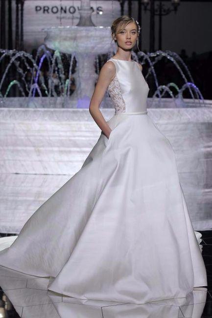 Pronovias 2018: ¡8 vestidos que te van a enamorar! 7