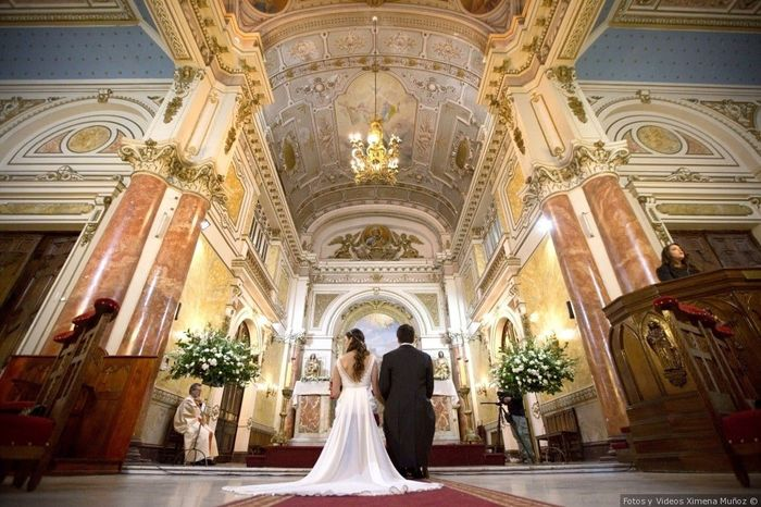 Matrimonio Catolico Y Ateo : Cuánto te cobran por tu matrimonio la iglesia