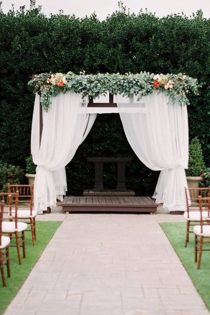 Decoraci n para el matrimonio civil for Arreglos para boda civil
