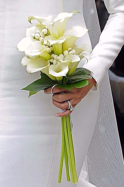 dominante blanco experiencia de novia