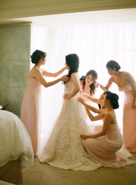 5 fotos con las damas de honor, ¡VOTA! 3