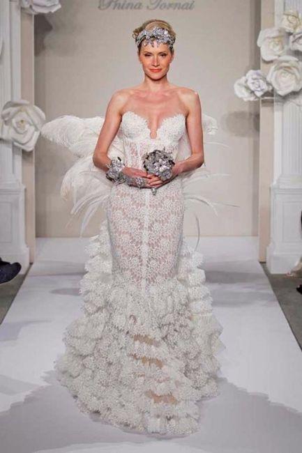 ¡Yo nunca nunca me pondría este vestido! 2