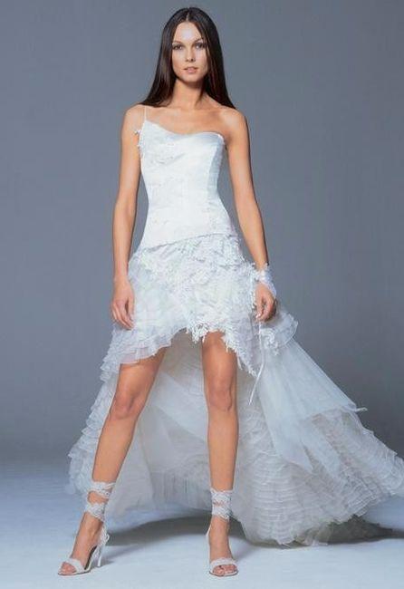 ¡Yo nunca nunca me pondría este vestido! 4
