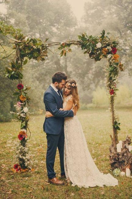 A 12 meses del gran día - ¿Cuál es el estilo de tu matrimonio? 3
