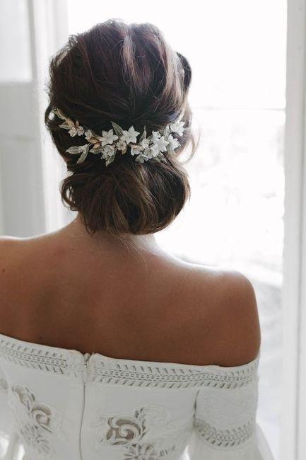 Escolhe o penteado de noiva dos teus sonhos 1