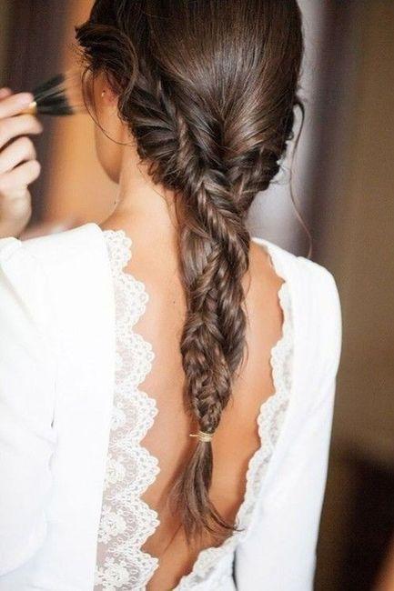 Escolhe o penteado de noiva dos teus sonhos 5