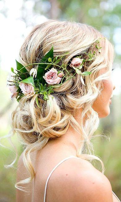 Escolhe o penteado de noiva dos teus sonhos 3