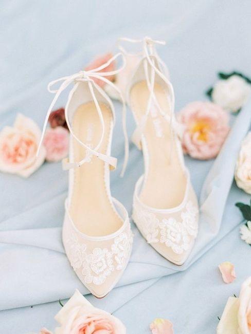 Com que sapatos te casas? 4
