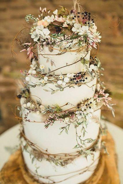 Com que bolo nupcial te casarias? 3