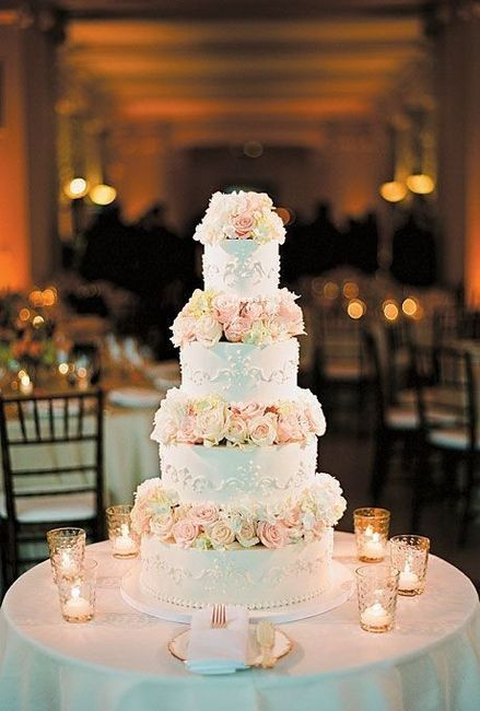 Com que bolo nupcial te casarias? 4